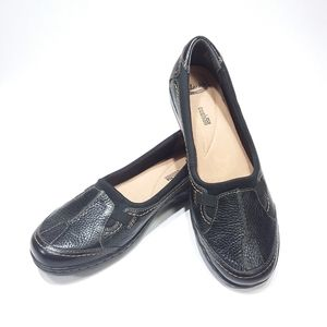 Clark's Collection soft cushion slip-ons NWOB